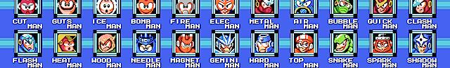 Megaman Boss